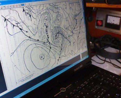 scuola vela meteorologia