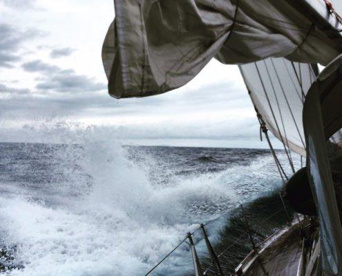 scuola vela navigazione altura