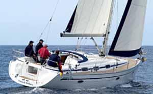 scuola vela barca bavaria 39